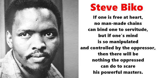 Steve Biko Quotes, EscapeMatter