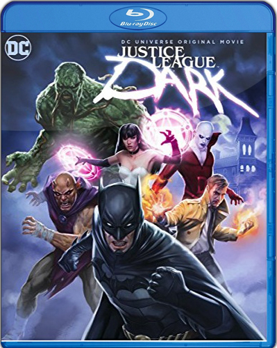 Justice League Dark [2017] [BD25] [Latino]