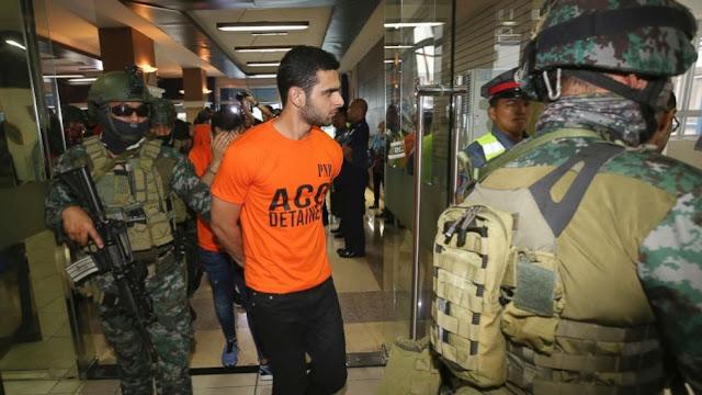 Philippine police arrest nearly 500 in alleged online fraud
