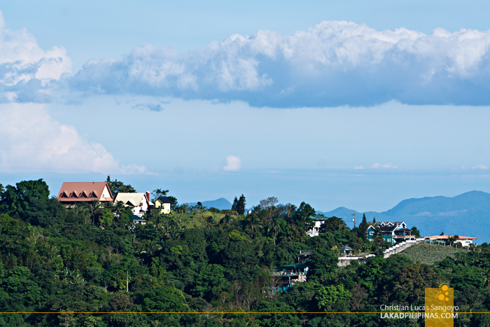 Starbucks Tagaytay Downhill View
