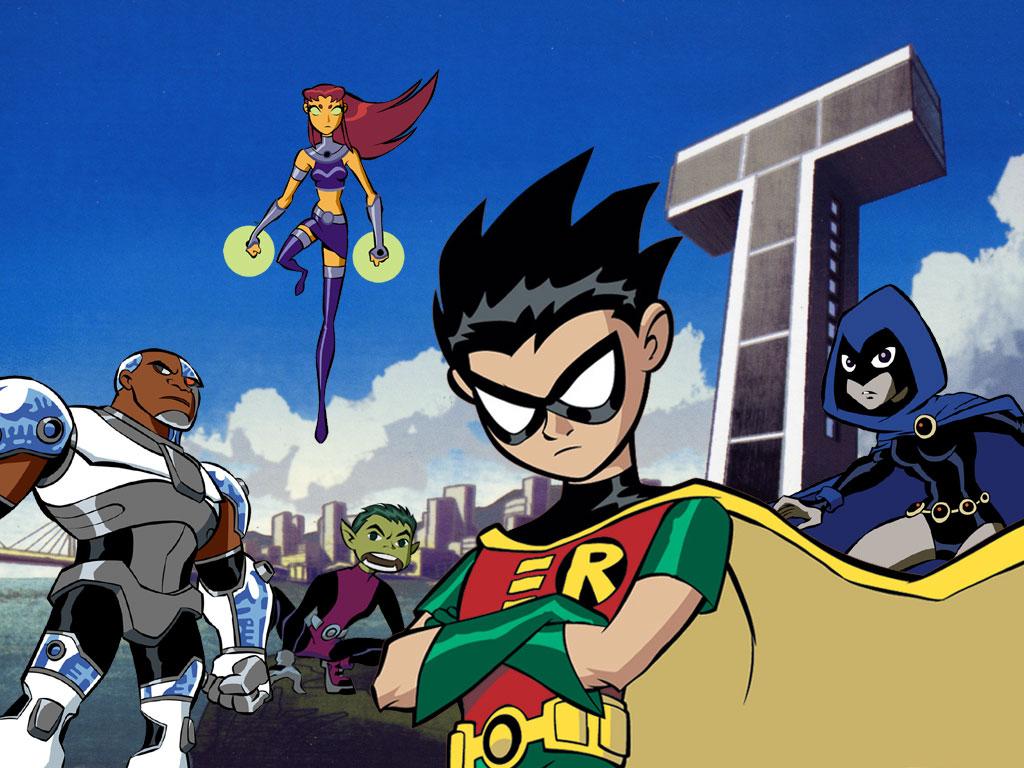 Papel De Parede Hd Wallpapers Teen Titans  Papeis De -4819