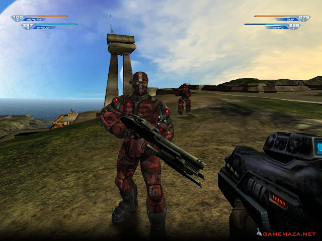 Unreal II The Awakening Gameplay Screenshot 2