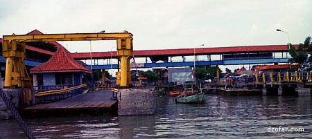 Mau Sampe Pelabuhan Kamal