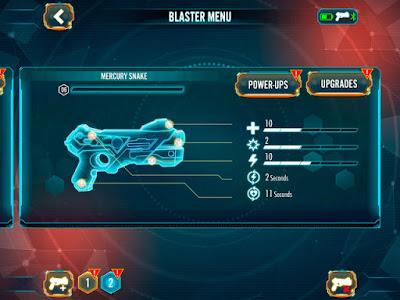 Súng laser Nerf game