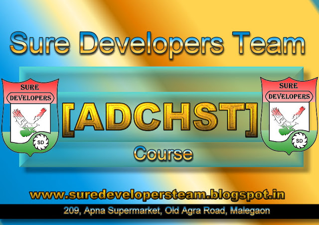 Advance Diploma in Computer Hardware & Software Technology [ADCHST]