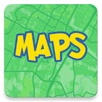 Maps for Pokemon Go 1.0.7 APK untuk Android