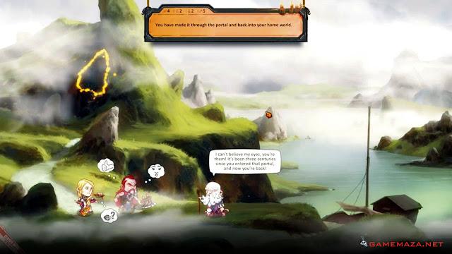 OverFall Gameplay Screenshot 3