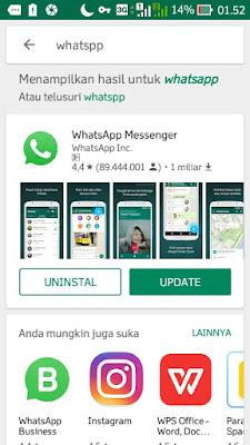 Cara mengatasi WhatsApp tidak bisa mengirim pesan