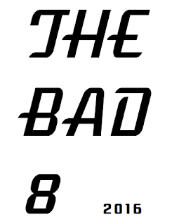 2016 The Bad 8 logo