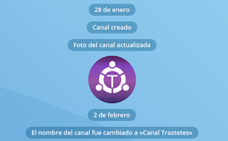 Canal Trastetes
