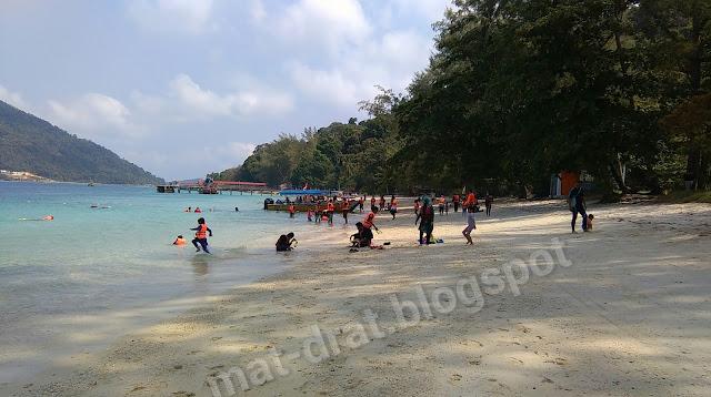 Teluk Keke Pulau Perhentian