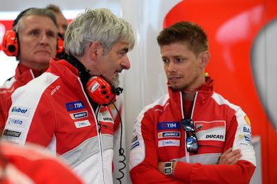Ducati Tambah Tugas Stoner di Departemen Teknis
