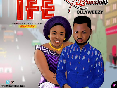 DOWNLOAD MP3: Brainchild x Ollyweezy - Iku Ife