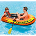 $9.99 + Free Ship Intex Explorer 200 2-Person Inflatable Boat!