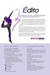 Catalogue Intersport 16 Février au 31 Mai 2017