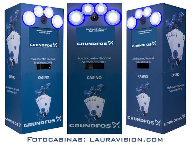 Alquiler de cabinas de fotos personalizadas