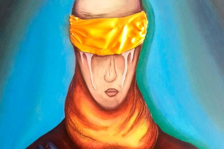 Ilustración, Ceguera de Irving Couto