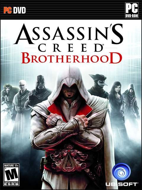 تحميل لعبة Assassin's Creed Brotherhood مضغوطة برابط واحد مباشر كاملة مجانا