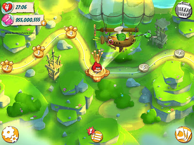 Download Free Game Angry Birds 2 Hack (All Versions) Unlimited Gems 100% Working and Tested for IOS and Android