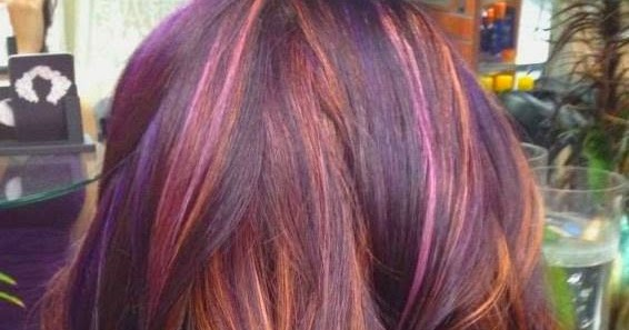 Red Violet Hair Color Omg Inspiring Ideas Latest
