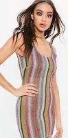 https://www.missguided.co.uk/pink-metallic-striped-scoop-neck-dress-10097366