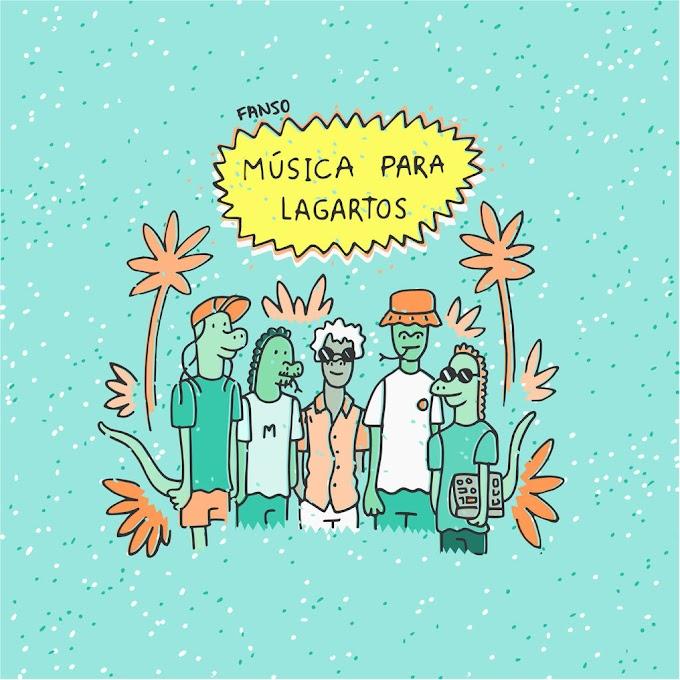 FANSO - Música Para Lagartos (2018) (320kbps)