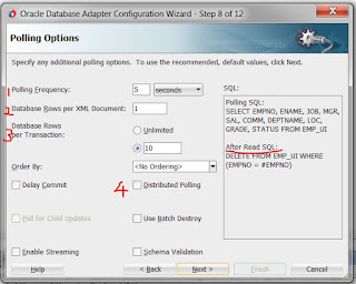 TheKnowledgeBlog: OSB : DB Adapter-Poll - Delete Physical Records