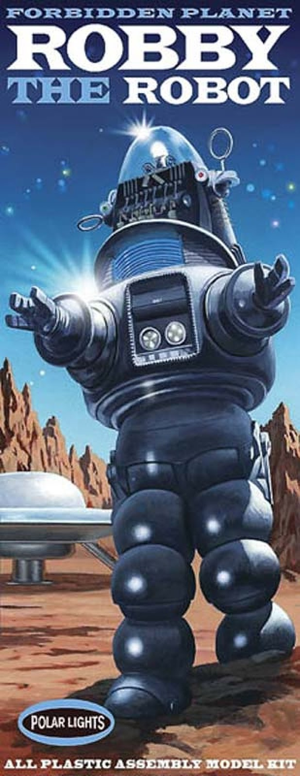 Forbidden Planet Robot | www.imgkid.com - The Image Kid ...