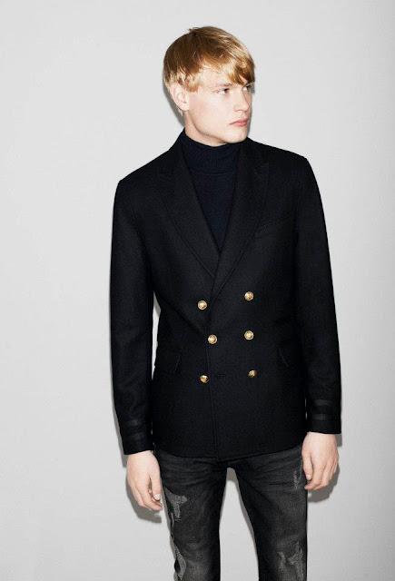 garanzia di alta qualità elegante e grazioso come scegliere Zara - Lookbook uomo Agosto 2012 • Guy Overboard | Body ...
