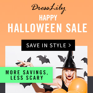 abd2386bc96 Dresslily Halloween Giveaway. Today I ve got a giveaway for you!