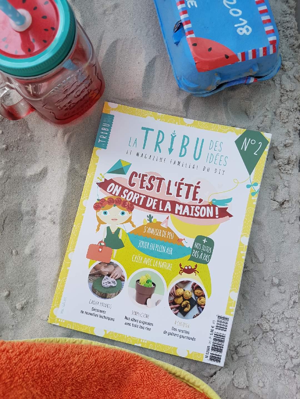 sous le feuillage: magazine la tribu des idées - n° 2