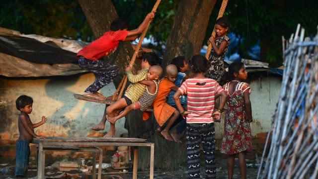 Pobreza hace que los niños tengan una actividad cerebral más débil