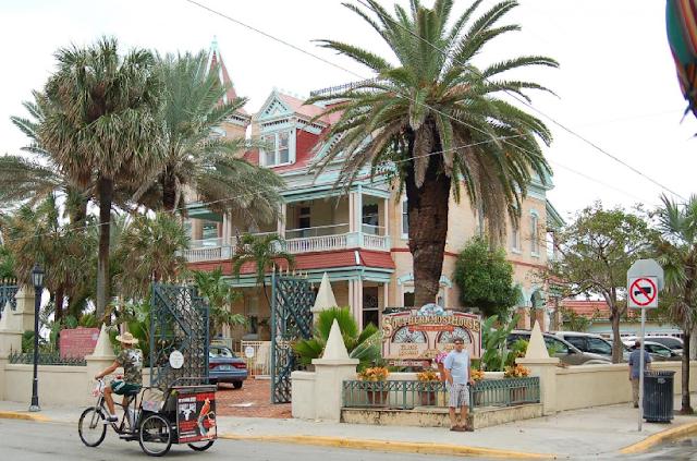 Onde se hospedar em Key West em Miami?