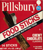 astronaut stick breakfast food 1970 - photo #4