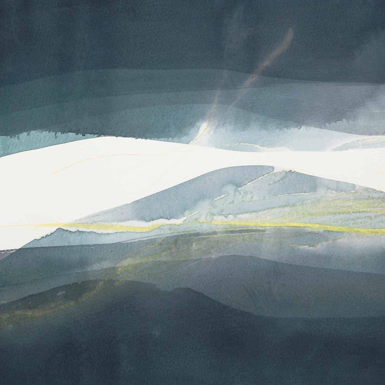 30 x 30 cm, aquarelle et crayons sur papier. En collaboration avec Marina Salzmann, textes. 12 nov 14