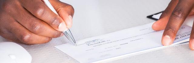 Cheque cashing points in kenya
