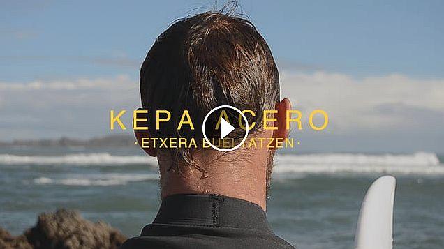 Kepa Acero · Etxera Bueltatzen v o s e
