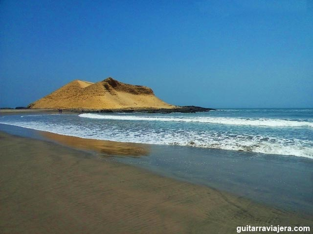 Playa La Isla Supe Puerto