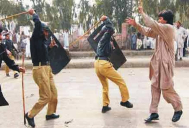 khushab police