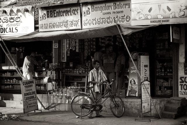 Gokarn, Intia, 2007