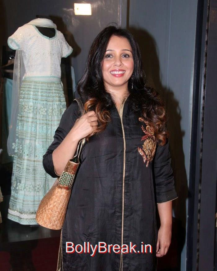 Suchitra Krishnamoorthi, Celebs At Amy Billimoria's House of Design Store Launch