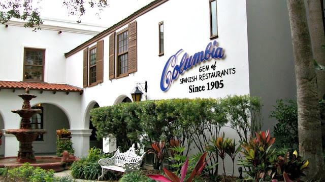 Columbia st Augustine, St Augustine restaurants, st augustine reviews