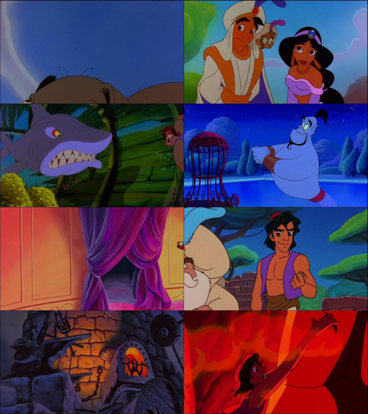 Aladdin 2 [1080p] [Latino-Ingles] [MEGA] - MegaPeliculasRip