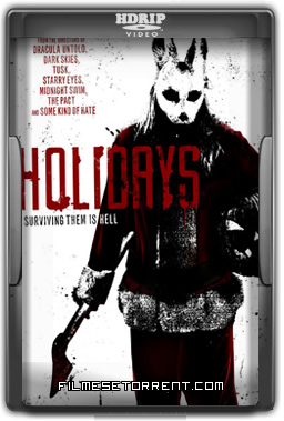Holidays Torrent HDRip Dual Áudio 2016