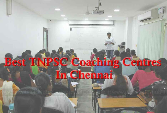 Best TNPSC Coaching Centres In Chennai