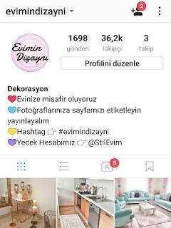instagram isim degistirme