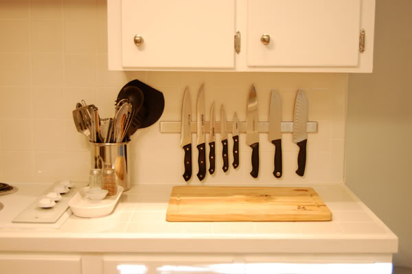 Kitchen Tool Crock Countertop Types How To Store Your Utensils… | A Bowl Full Of Lemons