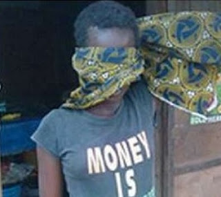 Lagos Kidnapper Barter Trades 10yrs Old Victims With 3 Bags of Rice