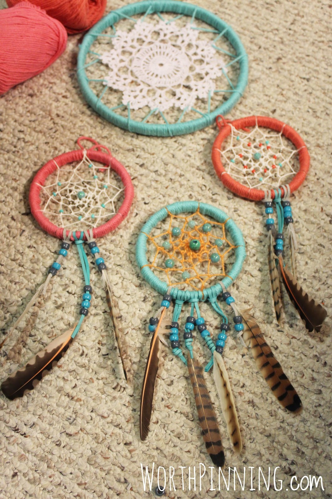 How Are Dream Catchers Made Worth Pinning How to Make a Dreamcatcher 37