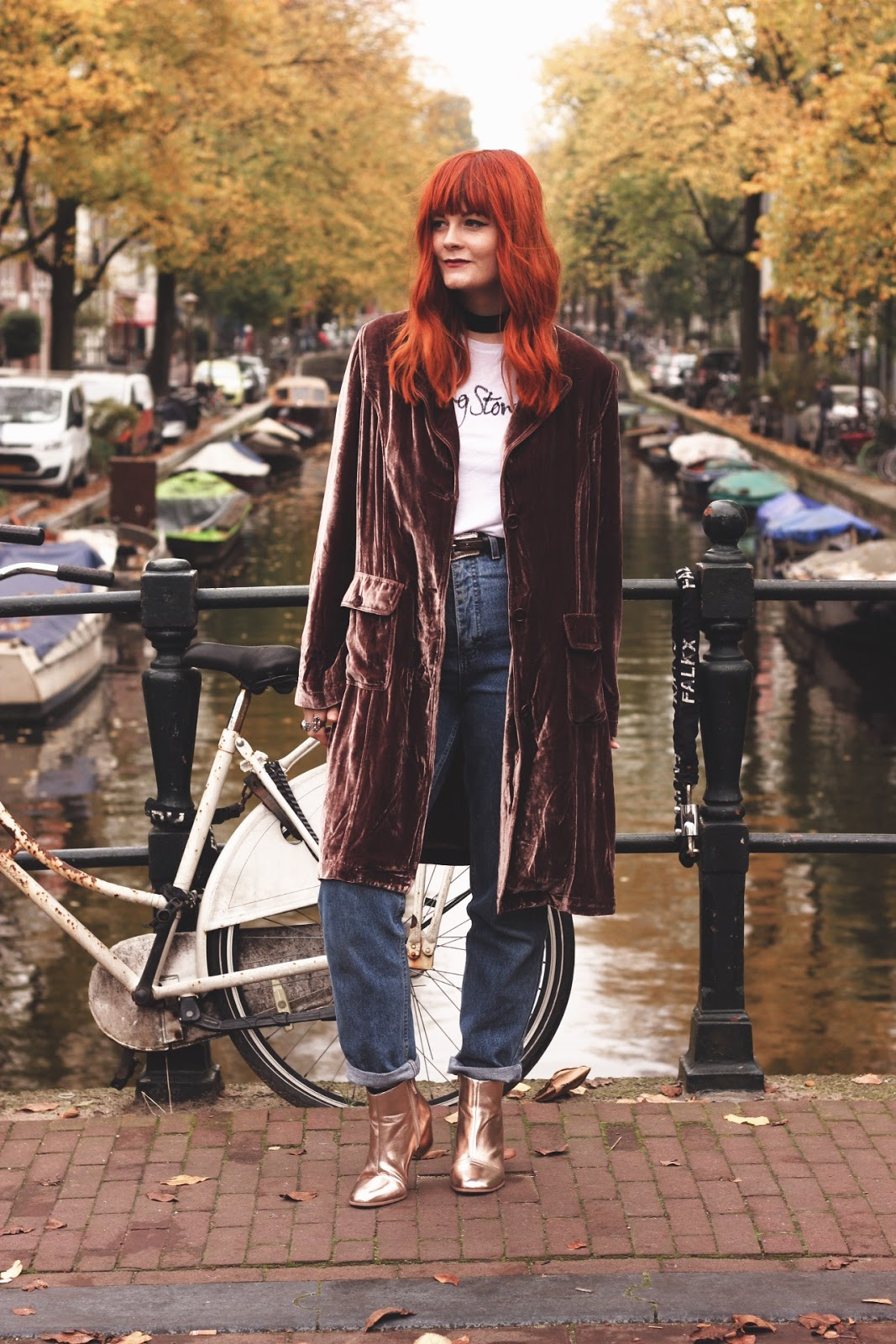 How to Spend 24 Hours in Amsterdam Fashion Blogger